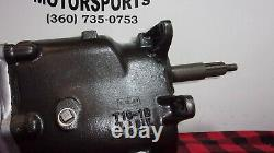 GM T10 4 SPEED EARLY 60's WIDE RATIO 2.54 CARS 10 x 27 ONE YEAR WARRANTY