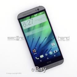 HTC One M8 16GB Gunmetal Grey (Unlocked/SIM FREE) 1 Year Warranty