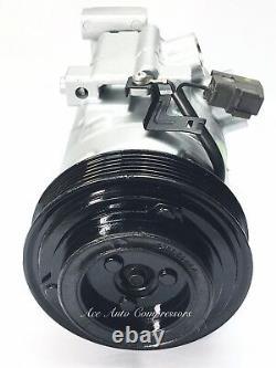 Halla A/C Compressor For Mazda CX-7 2009-2012 Reman WithOne Year Warranty