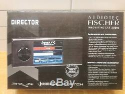 Helix VEight MK2 DSP 8channel Ampli+HELIX DIRECTOR+HELIX DMP ONE YEAR WARRANTY
