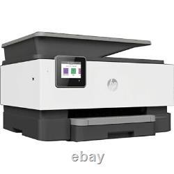 Hewlett Packard OfficeJet Pro 9015 All-in-One Printer + 1 Year Extended Warranty