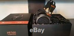 Hifiman he-560 v3 premium planar magnetic headphones(V3) one year warranty