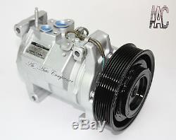 Honda Accord 2003-2007 2.4L A/C Compressor Reman With one Year Warranty