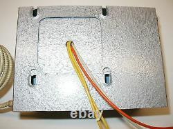 Honeywell R8182H 1005 1070 Boiler Control ONEYEAR WARRANTY Triple Aquastat Relay