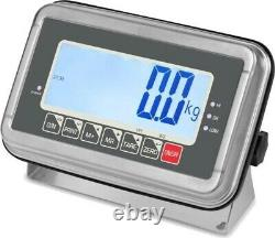 Hopper/ Silo weighing kit 12000kg10kg One year Warranty (St Steel display)