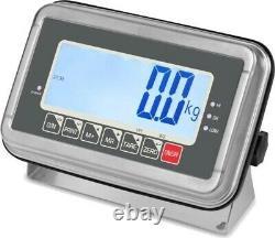 Hopper/ Silo weighing kit 2500kg2kg- One year Warranty (St Steel display)