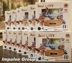 IStar ZEED 4 Box + One year istar code and warranty A9000