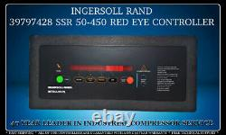 Ingersoll Rand 39797428 Red Eye Compressor Controller With One Year Warranty