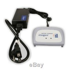 Inogen One G-3 External Battery Charger with Power Supply BA-103 One Year Warranty