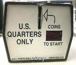 KELTNER COIN DROP # 4936436 SR-1 W1R 220V GENERATION 5,6 (one year warranty)