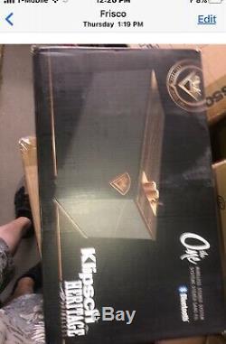 Klipsch The One Tabletop Speaker B Stock One Year. Warranty