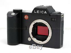 LEICA SL (Type 601) DIGITAL BODY USED with LEICA USA ONE YEAR WARRANTY