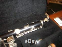 Leblanc Bass Clarinet Wood One Year Guarantee Completly Reconditioned