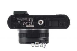 Leica D-Lux (Typ 109) 18470 near mint with one year of warranty // 32446,11