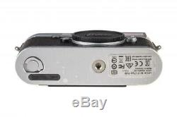 Leica M-P (Typ 240) 10772 chrome with one year of warranty // 32605,9