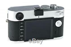 Leica M-P (Typ 240) 10772 chrome with one year of warranty // 32925,51