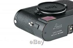 Leica M-P (Typ 240) 10773 black paint with one year of warranty // 32925,40