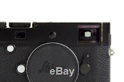 Leica M-P (Typ 240) 10773 black paint with one year warranty // 32267,28
