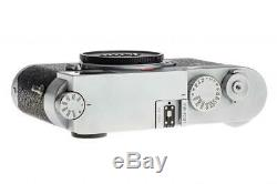 Leica M10 20000 black chrome with one year of warranty // 32833,14