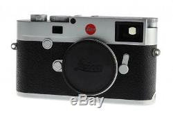 Leica M10 20001 chrome with one year of warranty // 32833,6