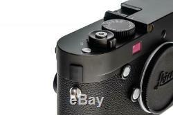Leica Monochrom 10930 Type 246 black one year of warranty // 32881,38