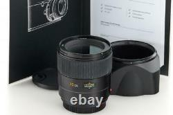 Leica Summarit-S 11051 2,5/70mm Asph. CS with one year of guarantee // 33116,2