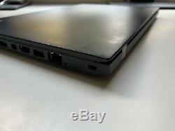 Lenovo ThinkPad T460S i7-6600 2.6GHz 8GB RAM 256GB SSD One Year Warranty