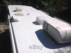 Liquid Rubber EPDM RV Roof Coating 4 Gal 15 Year Guarantee One Part, No Mixing