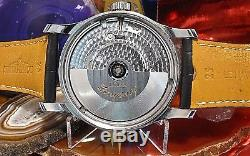 Longines heritage Avigtion Automatic watch L2.831.4 One Year Warranty GMT swiss