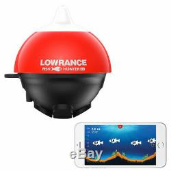 Lowrance Fish Hunter 3D Castable Fishfinder 000-14240-001