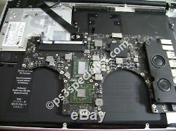 Macbook Pro Gpu Reballing Repair Service 2009-2016, One Year Warranty