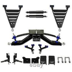 Madax Lift Kit Ezgo RXV 08-2013 Heavy Duty 6'' A-Arm Electric One Year Warranty