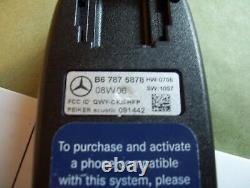 Mercedes Bluetooth Adapter Module B67875878 6787 5878 One Year Warranty'05-UP