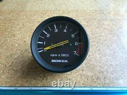 NEW OEM Honda Outboard Tachometer 37250-ZV5-822 ONE YEAR WARRANTY