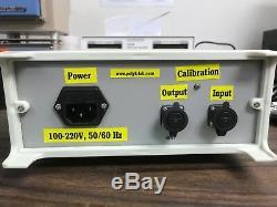 NEW Quasi-Static Piezo Piezoelectric d33 Meter, 2000 pC/N one year warranty