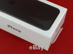 NEW SEALED BOX! APPLE iPhone 7 BLACK 32GB, VERIZON +ONE YEAR APPLE WARRANTY
