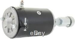 New Ford Starter 6 Volt for 8N 9N 2N One Year Warranty Long Life Locking Drive
