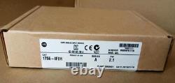 New In Box Ab 1756-if8h 1756if8h Ser A Input Module One Year Warranty