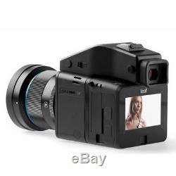 New Mamiya Leaf Credo 80MP withPhase One XF camera + LS 80mm F/2.8 1-Year-Warranty