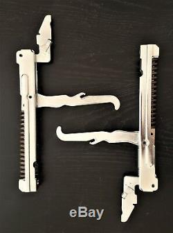 New Thermador 487238, 00487238, 00487239 Hinge Kit (2 Hinges) One Year Warranty