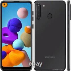 NewSamsung Galaxy A21 32GB metroPCS ONLYUS One Year Warranty