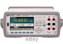 ONE-Year Warranty, Keysight Digital Multimeter 34465A, NIB