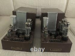 Pair of Marantz 5 Vintage Mono Bloc Tube Power Amp With One Year Full Warranty