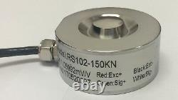Pancake Load cell 10t capacity One year Warranty