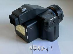 Phase One XF Body, with IQ3 50MP Digital Back and 2 lens 4 YEARS WARRANTY left