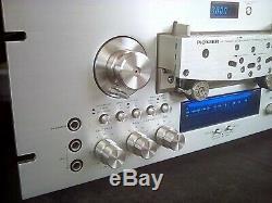 Pioneer RT-909 Reel To Reel Refurbished TESTED Guaranteed One Year Warranty