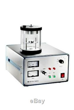 Plasma Sputtering Coater with Vacuum Pump, Gold Target & One-year Warranty