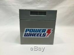 Power Wheels Barbie Jeep Wrangler Battery 12 volt Grey One Year Warranty