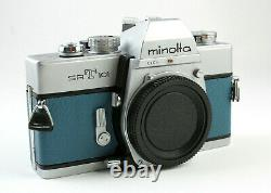 R199405 Refurbished & Reskinned Minolta SRT 101 35mm SLR One Year Warranty