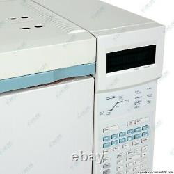 Refurbished Agilent 6890 GC with Dual SSL inlet and Dual FID One Year Warranty